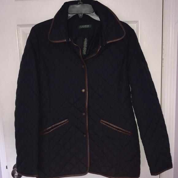 Lauren Ralph Lauren Jackets Coats Quilted Jacket Poshmark